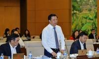Komite Tetap MN Vietnam  berbahas tentang RUU mengenai Pengelolaan Utang Publik (amandemen)