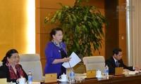 Komite Tetap MN Vietnam mengadakan persidangan ke-9