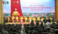 Memperingati ultah ke-100 hari kelahiran Jenderal Van Tien Dung
