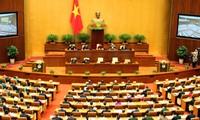 Pembukaan persidangan ke-3 MN Vietnam angkatan XIV