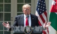 Presiden AS, Donald Trump mengesahkan strategi baru tentang RDRK