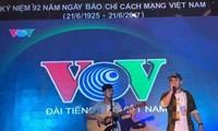 Aktivitas-aktivitas mengarah ke peringatan ultah ke-92 Hari Pers Revolusioner Vietnam