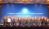 Wakil Ketua  MN Vietnam,  Uong Chu Luu menghadiri Konferensi ke-2 Ketua Parlemen Asia-Eropa di Republik Korea