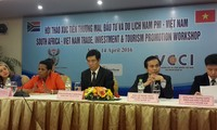 Memperkuat promosi dagang Vietnam-Afrika Selatan