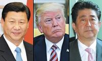 Pemimpin AS-Tiongkok dan Jepang mengadakan pembicaraan telepon tentang masalah RDRK