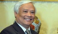 Wakil Ketua MN Vietnam, Uong Chu Luu memulai kunjungan  kerja di Jepang