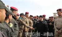 PM Irak, Haider Al Abadi memberikan instruksi kepada tentara supaya memburu kaum pembangkang IS