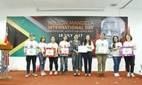 Konsulat Jenderal Afrika Selatan di kota Ho Chi Minh memperingati Hari Internasional Nelson Mandela