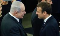 Perancis berseru supaya mengadakan kembali perundingan damai Timur Tengah berdasarkan pada solusi dua Negara