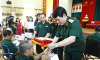 Aktivitas-aktivitas menyambut peringatan ultah ke-70 Hari Prajurit Disablitas dan Martir Vietnam (27 Juli)
