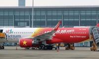Maskapai penerbangan Jepang bekerjasama dengan Vietjet Air dari Vietnam