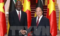 PM Mozambik, Carlos Agostinho do Rosario mengakhiri kunjungan resmi di Vietnam