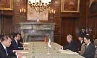 Vietnam dan Jepang menegaskan akan memperkuat kerjasama di banyak bidang