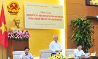 Konferensi tematik  tentang pekerjaan legislasi