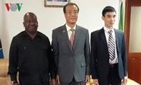 Mendorong lebih lanjut lagi hubungan persahabatan Vietnam-Tanzania