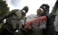 Pemerintah Suriah mengingkari penggunaan senjata  kimia