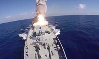 Rusia menyerang target-target kaum pembangkang di Suriah