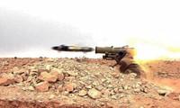 Masalah antiterorisme: Tentara Suriah mencapai kemajuan di beberapa provinsi di bagian Tengah.