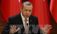 Turki menyatakan  berinisiatif  menghadapi situasi di Irak dan Suriah