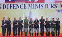 Delegasi militer tingkat tinggi Vietnam menghadiri Konferensi Menhan negara-negara ASEAN