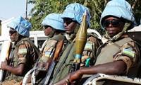 Perutusan Perserikatan Bangsa-Bangsa (PBB)  memangkas personel militer di Darfur