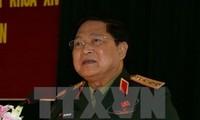 Vietnam  menghadiri  Konferensi Ke-11 Menteri Pertahanan ASEAN di Filipina