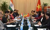 Sidang Konsultasi Politik ke-9 dan Dialog Strategis  ke-6 Vietnam-India