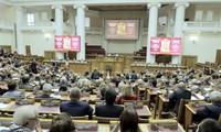 Memperingati ultah ke-100 Revolusi Oktober Rusia: Vietnam menghadiri pertemuan internasional ke-9  Partai-Partai Komunis dan Buruh di Rusia