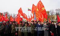 Memperingati ultah ke-100 Revolusi Oktober Rusia: Hari Raya dari masa lampau, kekinian dan masa depan