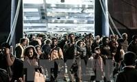 Konferensi internasional tentang perlindungan  kaum migran di jalan lewat Laut Tengah