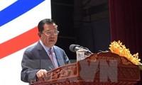 PM Kamboja, Samdech Hun Sen  menegaskan  situasi Tanah Air stabil