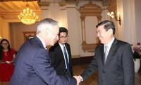 Kota Ho Chi Minh dan Irlandia  bekerjasama meningkatkan kualitas sumber daya manusia  bidang  teknologi informasi