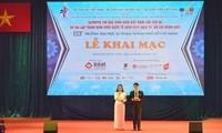 Pembukaan Olimpiade Informatika dan Kontes Programer di kalangan mahasiswa internasional 2017