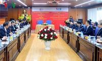 VOV dan Radio Nasional Kamboja memperkuat kerjasama