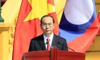 Presiden Vietnam, Tran Dai Quang:  Hubungan kemitraan strategis, ekstensif dan intensif Vietnam-Jepang sedang berkembang  kuat, komprehensif dan substantif