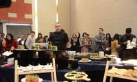 Mempromosikan seni  kuliner Belgia di Kota Hanoi