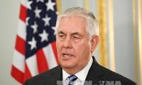 Menlu AS. Rex Tillerson  berkunjung di Timur Tengah untuk  berbahas tentang  krisis Suriah dan masalah antiterorisme