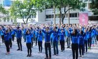 """Tema Bulan Pemuda tahun 2018: """"Kaum Remaja  kreatif membangun Tanah Air"""""""
