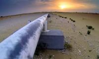 Israel menandatangani permufakatan  gas bakar yang bersejarah dengan Mesir