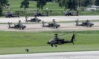 RDRK mengecam AS dan Republik Korea yang melakukan latihan perang angkatan laut