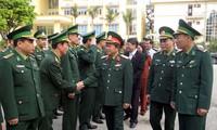 Wakil Ketua MN Vietnam, Do Ba Ty melakukan temu kerja di Provinsi Dien Bien