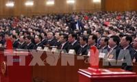 Tiongkok  menominasikan jabatan-jabatan penting  dalam Dewan Negara