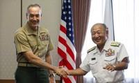 AS dan Jepang  menjunjung tinggi  hubungan persekutuan di Asia-Pasifik