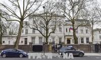 Ketegangan di sekitar serangan racun terhadap mantan mata-mata Skripal: Rusia menuntut kepada Inggeris  supaya menarik lagi personil diplomatik