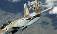 Suriah dan Rusia menuduh Israel melakukan serangan udara dengan roket terhadap pangkalan angkatan udara T-4