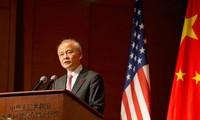 Dubes Tiongkok untuk AS menekankan peranan hubungan yang stabil antara dua negara