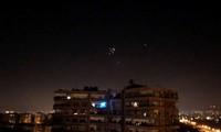 """Israel memberitahukan telah menyerang  dengan tepat sasaran """"target Iran"""" di Suriah"""