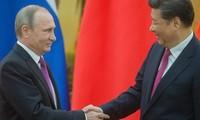 Kerjasama yang stabil dengan Tiongkok merupakan salah satu  di antara  prioritas-prioritas penting bagi Rusia