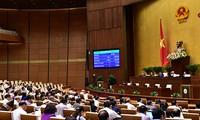 Pendapat para pemilih  tentang  pengesahan  Undang-Undang mengenai Keamanan Siber oleh MN