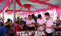 Mengarah ke perkembangan yang berkesinambungan dari  Keluarga Viet Nam dalam  periode  industrialisasi, modernisasi